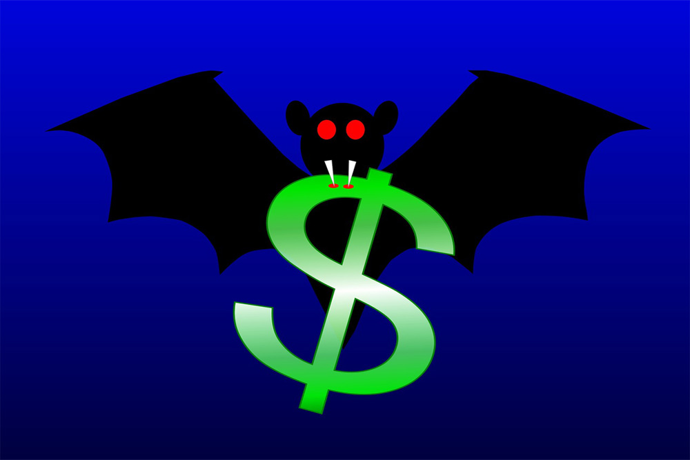 Get away from credit card debt