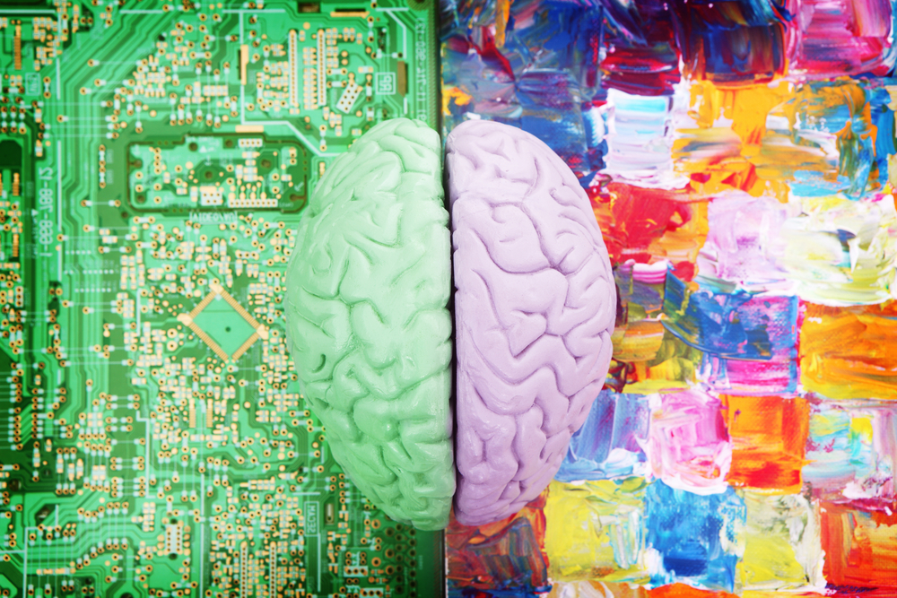 Brain Creative Vs Analytical